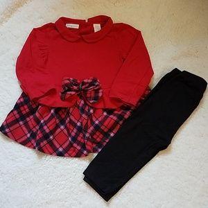 First Impressions shirt & leggings
